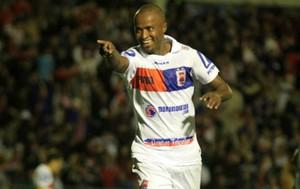 Reinaldo atacante Paraná Clube (Foto: Divulgação/site oficial do Paraná Clube)