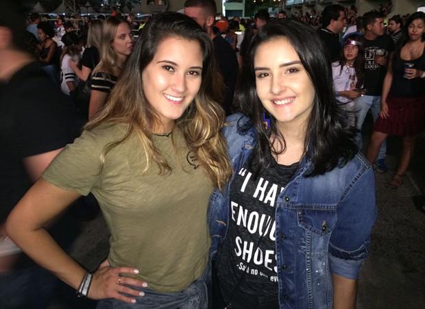 Beatriz e Laura Bonemer (Foto: QUEM)
