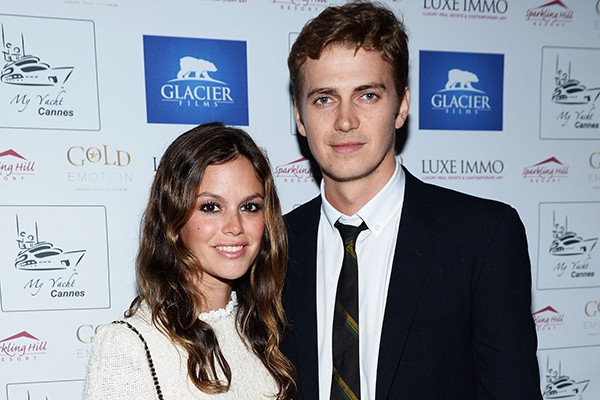 Rachel Bilson e Hayden Christensen (Foto: Getty Images)