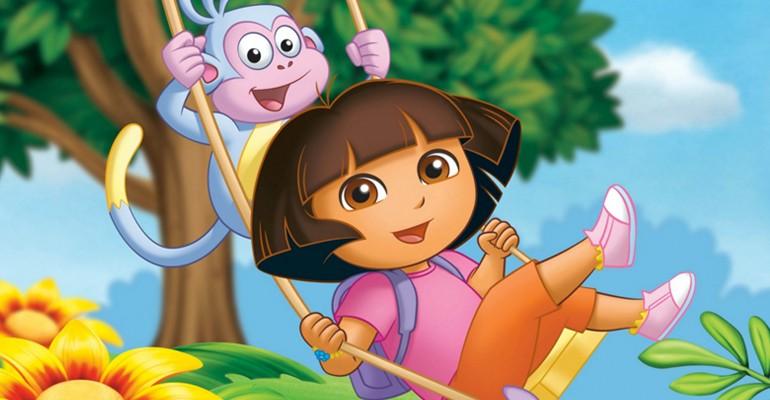 Dora, A Aventureira (Foto: Divulgação)