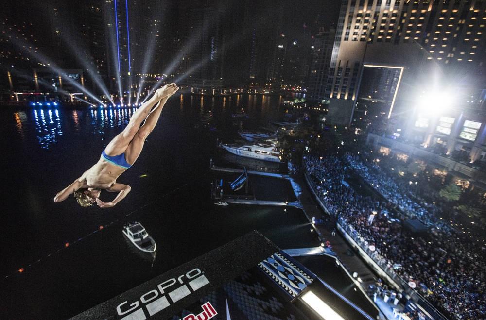 Lenda do esporte, Gary Hunt conquistou seu sexto ttulo mundial, em oito temporadas disputadas (Foto: Romina Amato/Red Bull Content Pool)