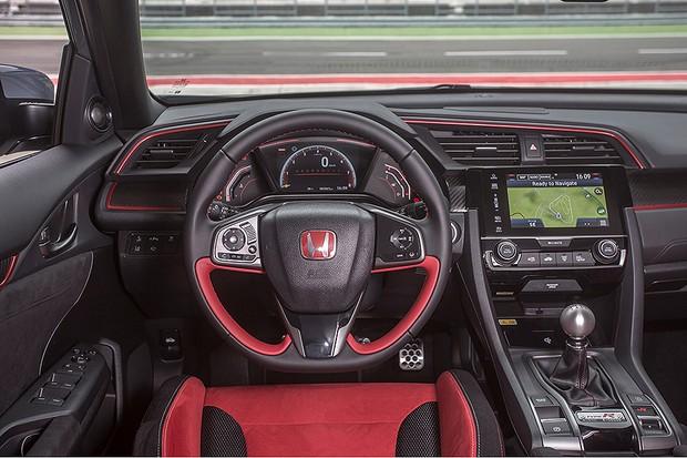 Honda Civic Type R (Foto: Honda)
