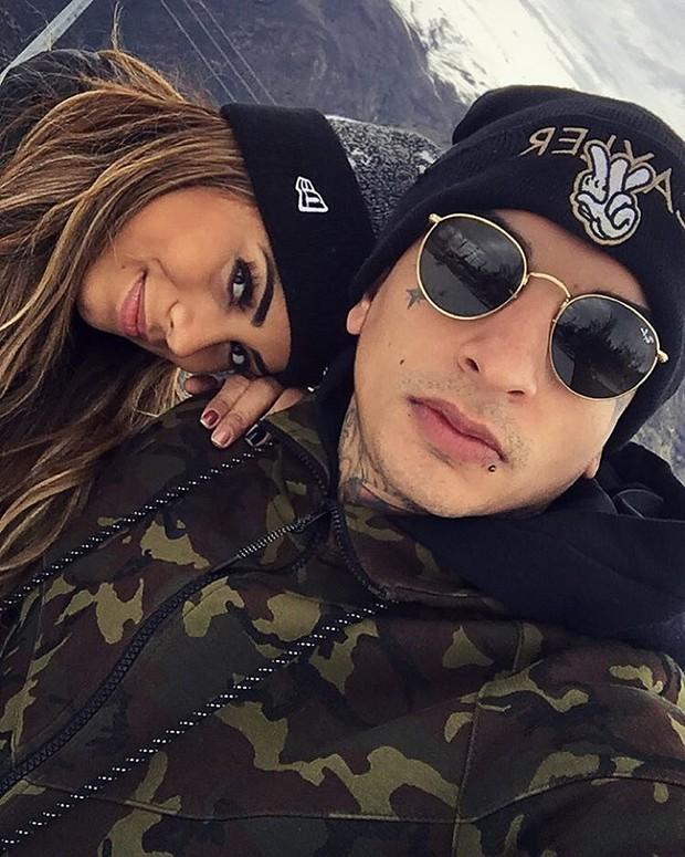Lexa e Mc Guimê  (Foto: Instagram / Reprodução)