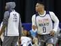 All-Star Game tem tensão entre Durant e Westbrook e holofotes em LeBron