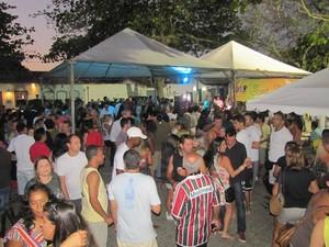 Santo Samba em Cabo Frio (Foto: Divulgação)