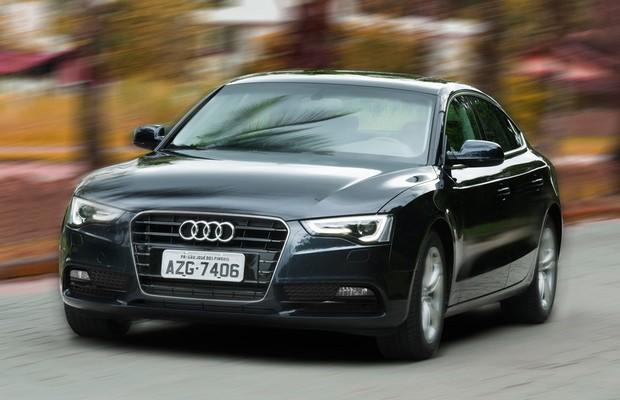 Audi A5 ganha motor 1.8 de 170 cv