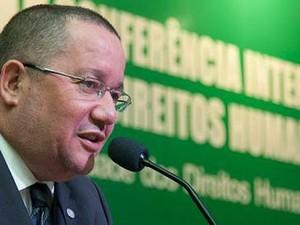 Homero Mafra foi reeleito presidente da OAB-ES. (Foto: Divulgação/OAB)