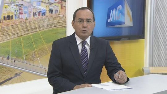 Confira os destaques do Jornal do Acre deste sábado (21)