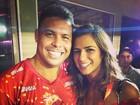 'Estou apaixonada', diz Paula Morais sobre namoro com Ronaldo