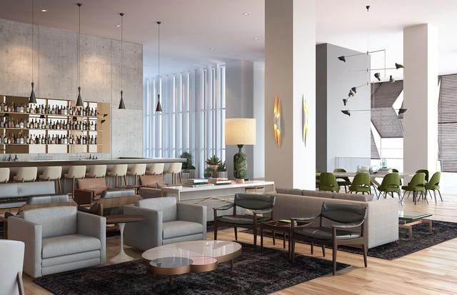 Los Angeles ganha novo hotel de luxo no coração de Hollywood (Foto: Divulgação)