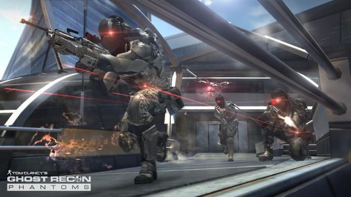 A classe Assault é responsável por estar na linha de frente da batalha. Procure usar as armas que o ajudem nessa empreitada (Foto: Divulgação)