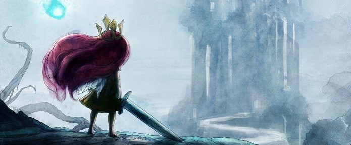 Child of Light é um belo game de RPG inspirado em Final Fantasy 6. (Foto: Divulgação)