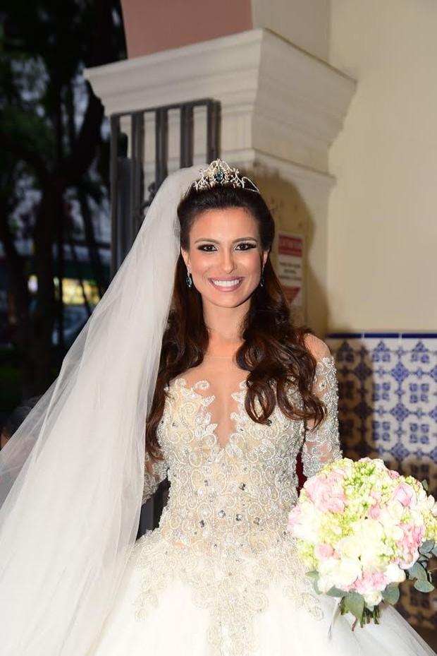 Kamilla Salgado (Foto:  Leo Franco / AgNews)
