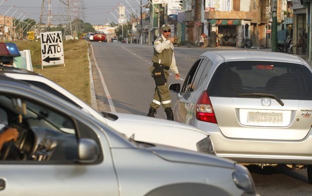 AMUB terá 35 agentes atuando na organização do trânsito (Foto: Cristino Martins / O Liberal)