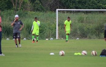 River-PI relaciona 22 jogadores para a estreia na Copa do Nordeste