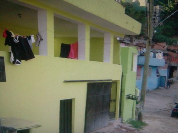 Filho da ganhadora da Mega-Sena da Virada morava em Várzea Paulista (Foto: Reprodução/TV TEM)