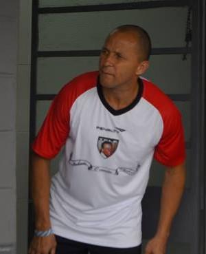 A convite de Vampeta, Válber vai treinar o Audax Rio no Carioca (Foto: Diogo Miloni/Portal TT)