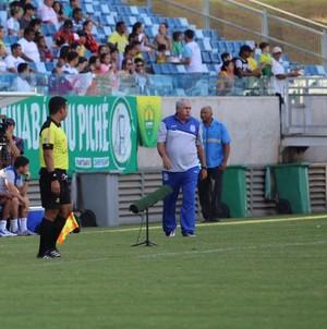 Sinop, Marcos Birigui (Foto: Julio Tabile/Sinop FC)