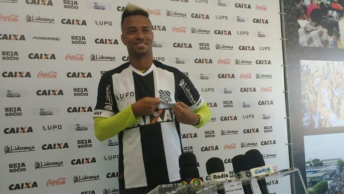Rafael Silva Figueirense (Foto: Marcelo Siqueira/RBS TV)