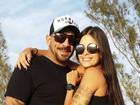 Aline Riscado fala do ex-marido baleado e da mãe atropelada