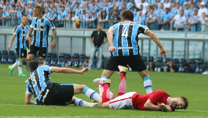 Grêmio Inter Gre-Nal  (Foto: Diego Guichard/GloboEsporte.com)