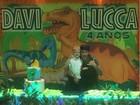 Neymar comemora 4 anos de Davi Lucca: 'Agradeço todos os dias'