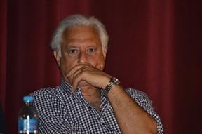 Antônio Fagundes na coletiva do filme Quando eu era vivo (Foto: Caio Duran / AgNews)