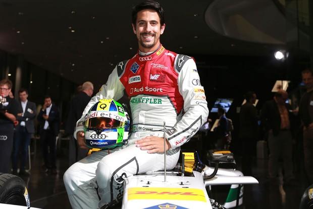 Lucas di Grassi Fórmula E  (Foto: Divulgação)