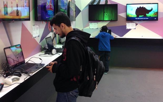 4º BIG Festival, maior evento de games independentes da América Latina, acontece até domingo (3) em SP (Foto: Divulgação/BIG Festival)