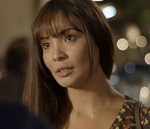 Hirô diz que vai se casar com Akira (Foto: TV Globo)