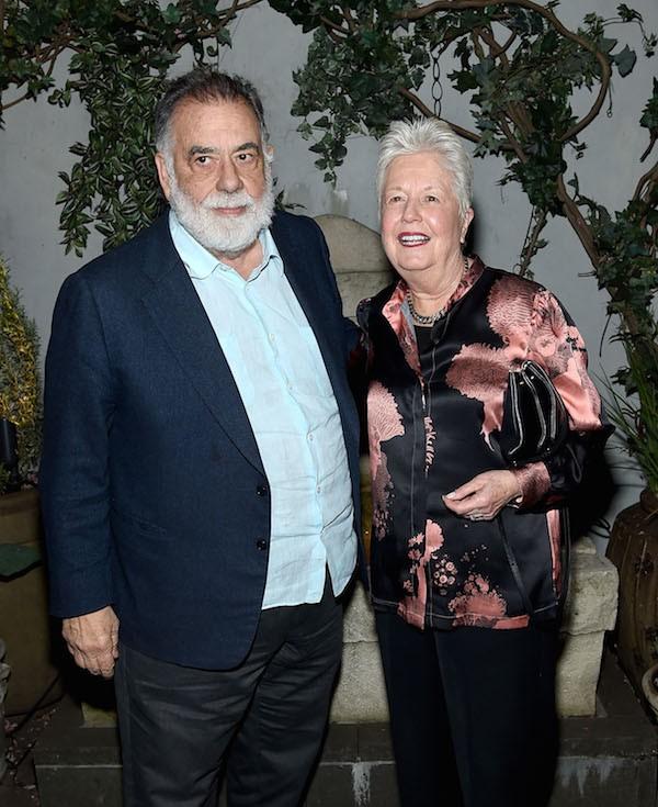 Francis Ford Coppola e Eleanor Coppola (Foto: Getty Images)