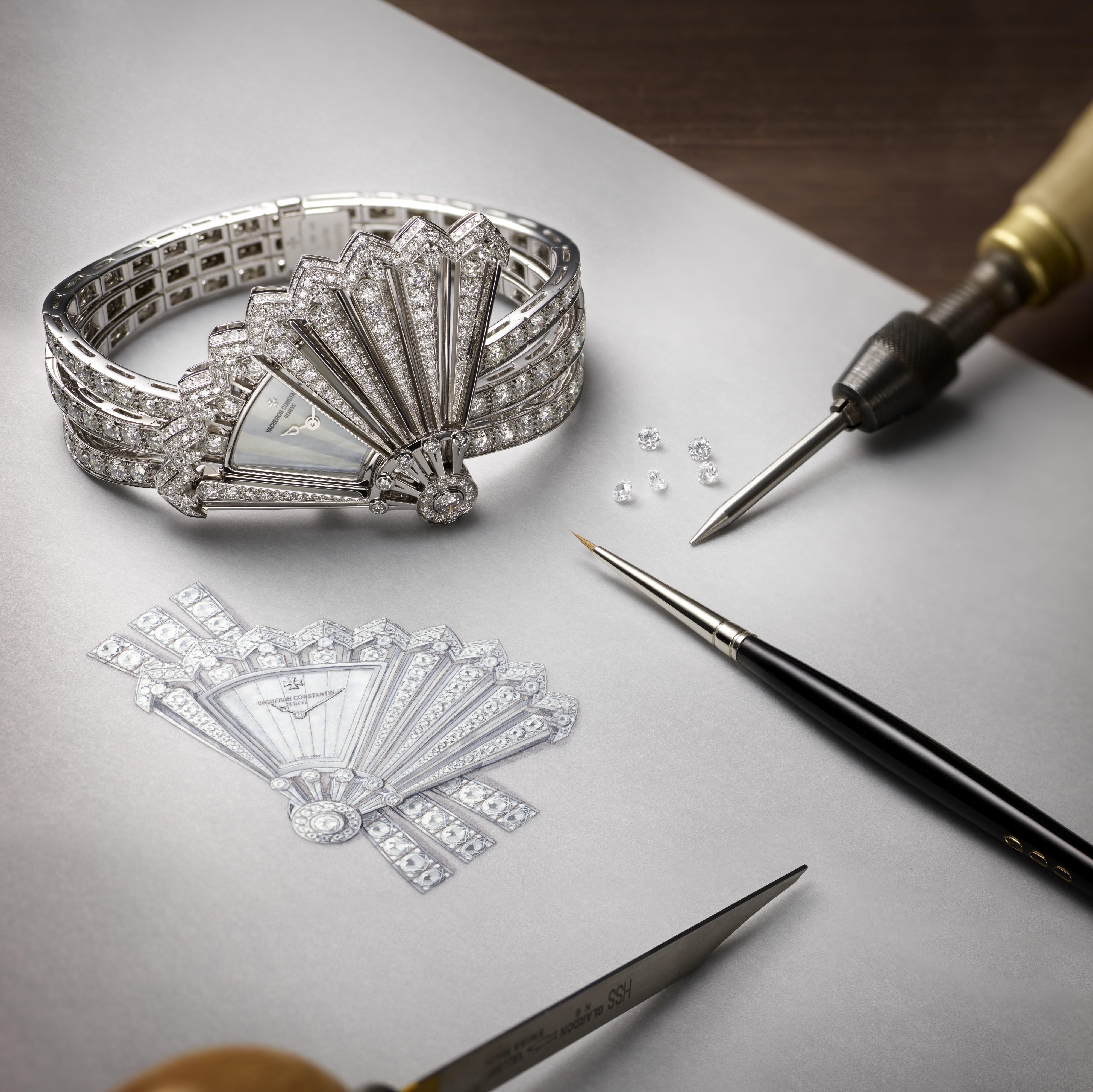 78c931ad5ef Vacheron Constantin lança a linha Heures Créatives - Vogue