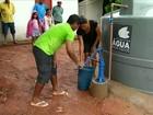 Cisternas que estavam abandonadas começam a ser distribuídas no CE