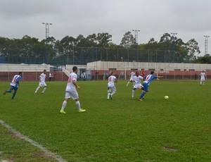 Nacional-SP x União Mogi Paulista Segunda Divisão (Foto: Cairo Barros)