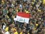 Carrasco ou xodó? Iraque espera torcida brasileira por vaga nas quartas