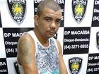 Homem é preso suspeito de matar sobrinho e PM paraibano no RN