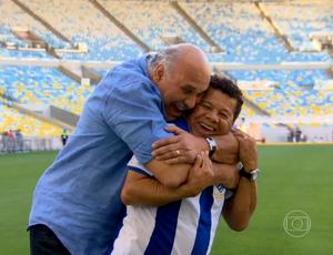 Jacozinho e Márcio Canuto (Foto: Reprodução/Rede Globo)