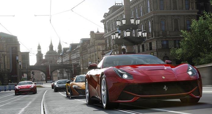 Forza 5 foi o primeiro da série no console (Foto: Divulgação)
