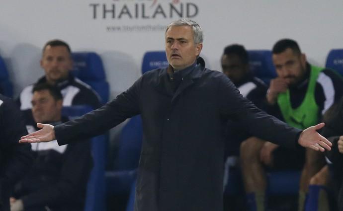 José Mourinho Chelsea (Foto: Reuters)