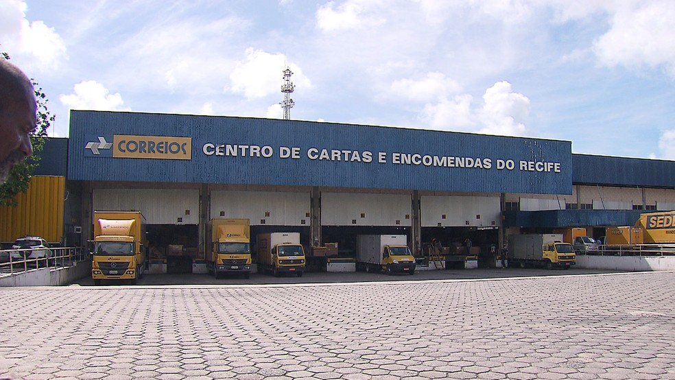 Atividades nos Correios em Pernambuco serão retomadas a partir das 6h da terça-feira (9), segundo o Sindect-PE (Foto: Polícia Federal/Divulgação)