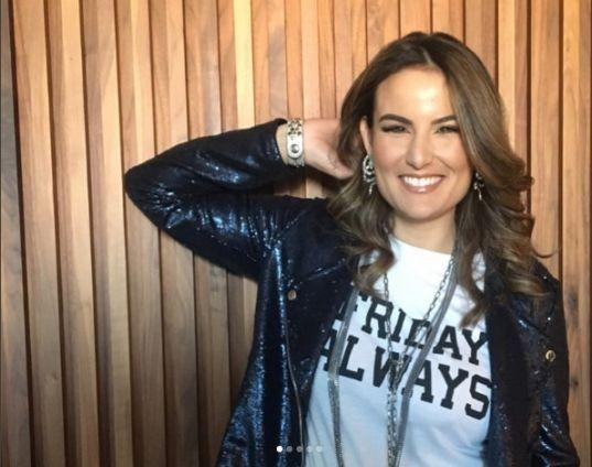"""Úrsula Corona foi a intérprete da assistente social Cláudia, em """"Totalmente Demais"""" (Foto: Reprodução/instagram)"""