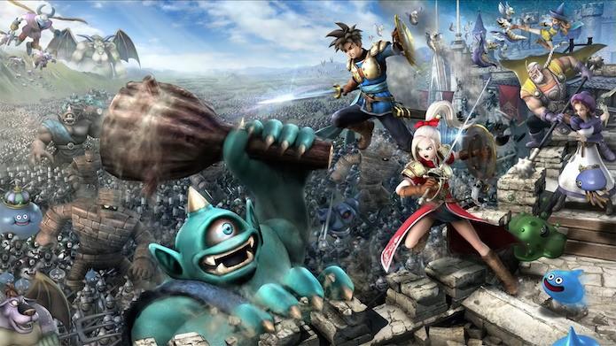 Review: Dragon Quest Heroes (Foto: Divulgação/Square Enix)