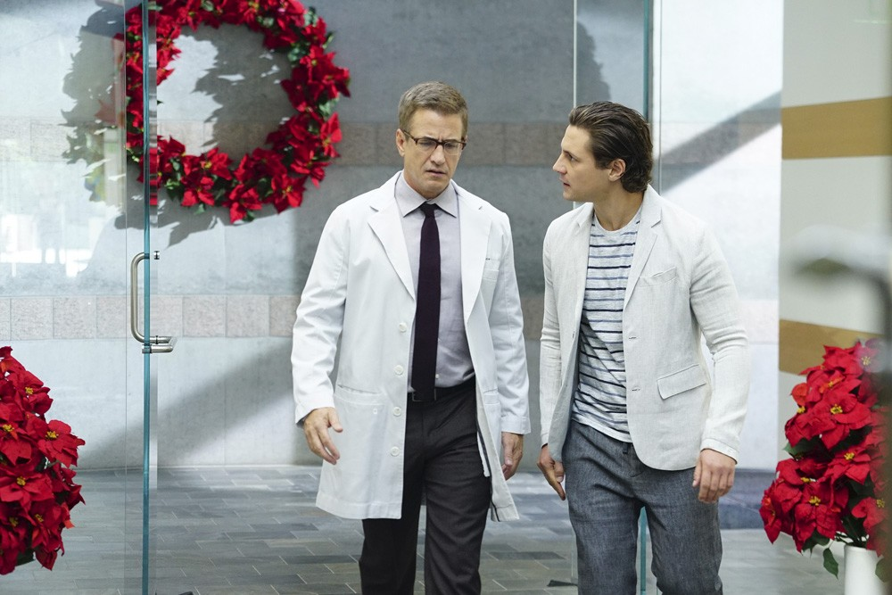 """""""A Bunker Hill Christmas"""" (7Ep1T) (Foto: Pure Genius - Universal Channel)"""