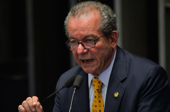 O senador José Anibal (Foto: Fabio Rodrigues Pozzebom/ABr)