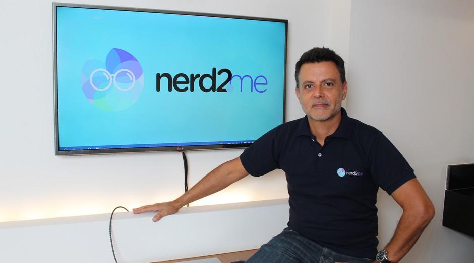 nerd2me, nerd, empresário (Foto: Divulgação)