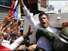 Oposicionista preso na Venezuela pede pressão por saída de Maduro