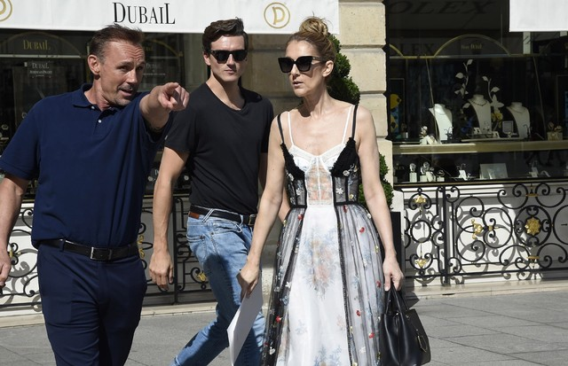 Celine Dion (Foto: AKM-GSI)