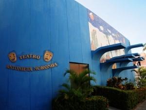 Teatro Antonieta Noronha (Foto: Divulgação)