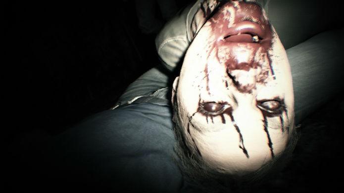 Andre já morto pela família Baker, na demo de Resident Evil 7 (Foto: Divulgacão/Capcom)