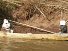 Polícia Ambiental prende dois homens no Rio Ivaí por pesca predatória